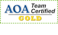AOA Team Certified Gold